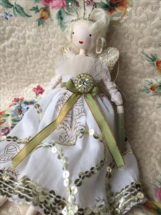 Fairy doll ShushiMonkey.com