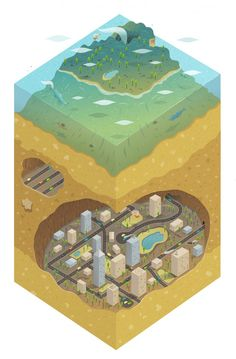Alex Mathers - Isometric