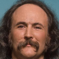David Crosby - Van Courtland descendant, Crane Country Day in Montecito, Cate School, dropped out of college, joined a new band called the Byrds in 1964, formed Crosby, Stills and Nash in 1969