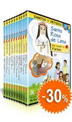 Pack Santos y Virtudes