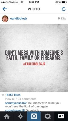 Hard to argue with a 12 gage