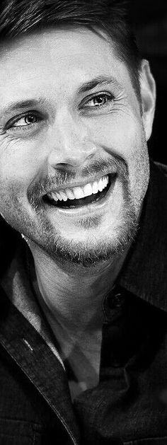 Those crazy-gorgeous teeth of #JensenAckles, & those crazy-gorgeous eyes...oh, what the hell!!! He's just crazy-gorgeous, period!!  JENSEN, yeah!!!!