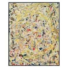 Jackson Pollock — Shimmering now featured on Fab.