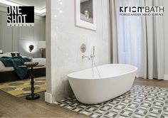 KRION® BATH en HOTEL ONE SHOT RECOLETOS 04