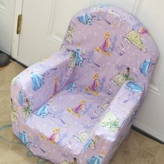 30 Best Image of Diy Childrens Chair . Diy Childrens Chair Sew A New Cover For A Plush Kids Chair Kids Table And Chairs, Kid Table, Table And Chair Sets, Kids Art Centers, Folding Chair Covers, Kids Bean Bags, Kids Furniture, Furniture Design, Diy Chair