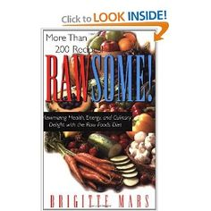 Gooood book for those eating 1/2 raw :) Much good info.