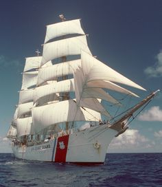Eagle, Tall Ship