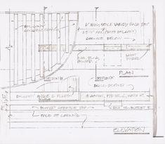 George Louden - HIstorical Preservationist Architect Craftsman Bathroom, Floor Plans, How To Plan, Floor Plan Drawing, House Floor Plans