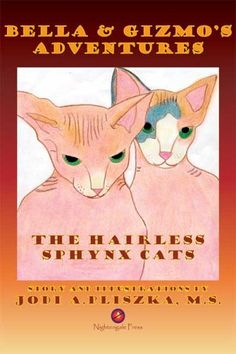Bella and Gizmo's Adventures - The Hairless Sphynx Cats b…