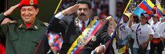 @DrodriguezVen : RT @JoseCarlosRguez: En cualquier circunstancias nuestros pueblos llevarán la marca de Martí y de Bolívar @NicolasMaduro @teleSURtv