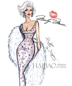 Les dessins de mode de Hayden Williams - china radio international