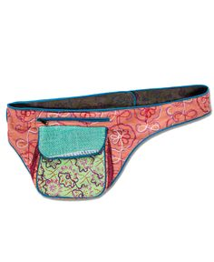 NEW! Patchy Hip Bag: Soul Flower Clothing