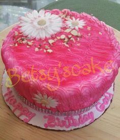 Cake d almendra