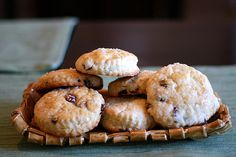 dreamy cream scones from smitten kitchen: Just ate one hot out of the ...