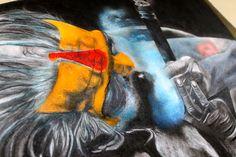 Art   Sadhu - Natasha_Pramanik_ Sadhu#1_Softpastels