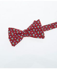 Vineyard Vines Football Fan Bow Tie!  www.keenelandgiftshop.com