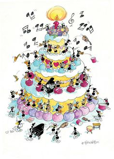 "Puzzle ""Torta"". #formiche #puzzle #dolci #torta #cake"
