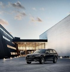 12 Hottest New Trucks And SUVs For 2016: Volvo XC90