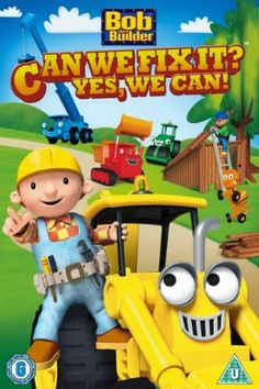 sddcinefilo: Bob The Builder: Can We Fix It? Yes, We Can! [2014...