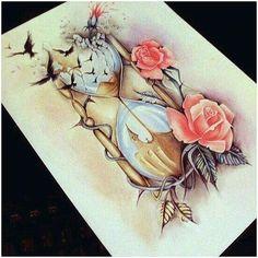 Tattoo Ideen Frauen - henna fish tattoo, very unique tattoos, different tattoo designs, butt. Tattoo Diy, Et Tattoo, Tattoo Und Piercing, Tattoo Ideas, Tattoo Themes, Tattoo Thigh, Forearm Tattoos, Tattoo Quotes, Tattoo Fonts