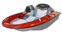 Go-float Vector. The electric boat with unbelievable performance.