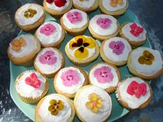 Looking for a unique garnish for cakes, salads and desserts? Try edible flowers. Your options include more than the commonly used nasturtiums and violets. But use caution: Some flowers are poisonou...