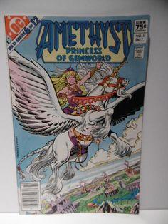 Amethyst, Princess of Gemworld #6 October 1983 [Canadian Newsstand Edition]