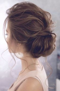 15 Stunning Low Bun Updo Wedding Hairstyles from Stunning Low Bun Updo Weddin. 15 Stunning Low Bun Updo Wedding Hairstyles from Tonyastylist, Down Hairstyles For Long Hair, Wedding Hairstyles For Long Hair, Braided Hairstyles, Formal Hairstyles, Gorgeous Hairstyles, Redhead Hairstyles, Asian Hairstyles, Men Hairstyles, Hairstyles For Graduation