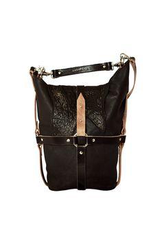 THEOREM 2 Mrs Herskin handcrafted handbag