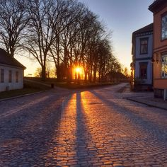 The Old Town - Fredrikstad by Jon Lier on 500px