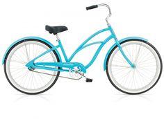 My future beach bike in my favorite color!