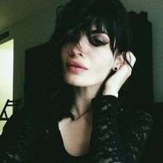 ImageFind images and videos about girl on We Heart It - the app to get lost in what you love. Segovia Amil, Male Witch, Dragon Age 2, Queen, Face Claims, Gothic Beauty, Dark Hair, New Woman, Human Body