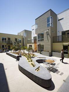 Fillmore Park / David Baker + Partners Architects