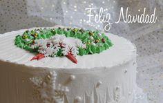 Feliz navidad / cake