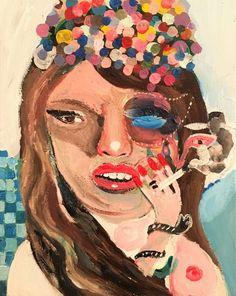 Silvia Argiolas – Blind Wonder Blinds, Artwork, Painting, Sunroom Blinds, Work Of Art, Painting Art, Paintings, Paint, Draw