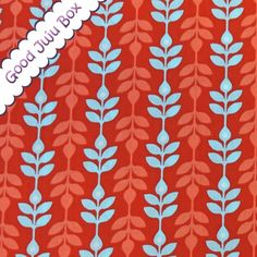 Skandinavische Stoffe mikado rot skandinavischer stoff stoffe