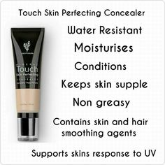 """Your concealer """"should"""" be the same shade of your foundation, maybe 1 shade lighter"""