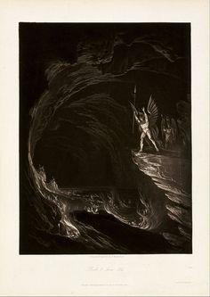 John Martin - Satan Arousing the Fallen Angels, Book 1, line 314, from John Milton, Paradise Lost - Google Art Project.jpg