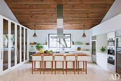 Contemporary Kitchen by Standard in Beverly Hills, California