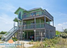 Will Gregg Coldwell Banker Corolla Vacation Rentals  Corolla House  Pelicans Roost - Pelican's Roost