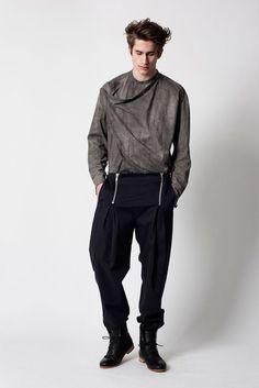 "TIM LABENDA""GRENZGÄNGER"" GRADUATE COLLECTION 2012  #Fashion #Style #MensWear"