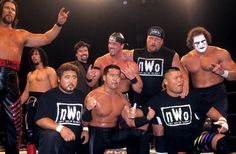 Broiled Sports: Chono, Nash, Hall (nWo vs. NJPW) Mutoh, Steiner Br...