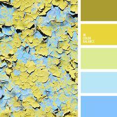 Цветовая палитра №1946