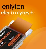 Electrolytes+ Strips to stay hydrated during physical exertion