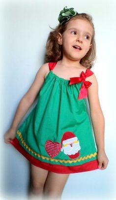 Graça Melo, ideia pra Vitória Vestido - Natal