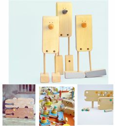 Mamell. Coolest interactive wooden toys ever. As seen on  Paul+Paula. A #CanDoBaby! find.