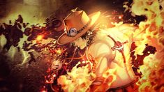 Portgas D Ace One-piece art print by – X-Small – funny wallpapers backgrounds Ace One Piece, One Piece Fan Art, One Piece Luffy, One Piece Manga, Cool Anime Wallpapers, Background Images Wallpapers, Funny Wallpapers, Animes Wallpapers, Wallpaper Backgrounds