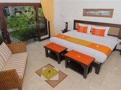 Beji Ubud Resort Bali - Guest Room  vallley view  affordable