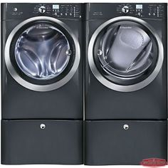Electrolux Front Load Washer and Electric Dryer