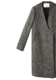 To know more about Phillip Lim long coat., visit Sumally, a social network that gathers together all the wanted things in the world! Featuring over other Phillip Lim items too! Fashion Details, Timeless Fashion, Fashion Design, Fashion Trends, Chic Minimalista, Crombie Coat, Merian, Phillip Lim, Inspiration Mode